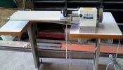 Chengfeng Bias Cutter Machine 801-A / 802-A Single and Double Blade