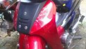 SRM motorcycle PRIMO S 110cc running condition 2014model