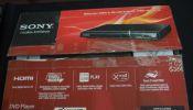 Sony DVD Player DVP-SR760HP
