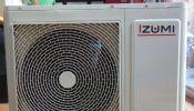 Izumi Split Type Wall Mounted Aircon 1hp Free Installation