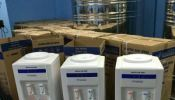 Hot and Cold Water dispenser Galilee Cabinet Compressor type Warranty
