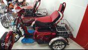 NWOW E-bike shop Cebu area, electric bike,battery bike,trike,3 wheels