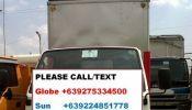 Truck for rent Muntinlupa,Pasay,Paranque,Makati,San Pedro,Carmona,Binan,Pasay,Laguna,Batangas