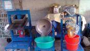 Gilingan Corn Mill Kayuran Gilingan ng Mani at Pigaan