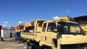 Dump Truck - KIA Rhino - Korean Surplus Truck