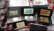 CFW Service 2ds, 3ds, New 3ds, Parts and repair