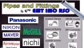 IMC Pipe Panasonic MCGILL Smart Tube